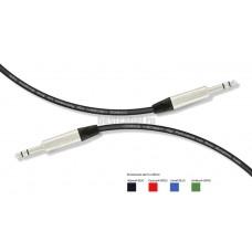 Аудио кабель Jack 6.3 stereo - Jack 6.3 stereo MrCable AIJS-02-SC 2 метра