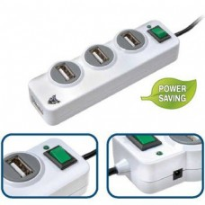 USB Хаб Vivanco 27189 4 порта 1.8 м