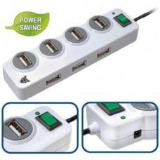 USB Хаб Vivanco 27190 7 порта 1.8 м