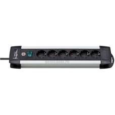 Brennenstuhl 1391000016 Premium-Alu-Line  6 разеток