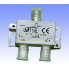 Разветвитель (сплиттер) антенный на 2 выхода.(FV-2)
